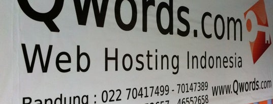 Qwords.com Web Hosting Indonesia - Bandung Office is one of Qwords.com.