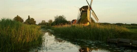 Molen Bovenrijge is one of Dutch Mills - North 1/2.