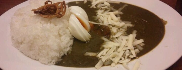 辛激屋 is one of Osaka's Best Curry Places.