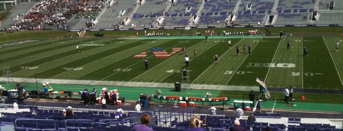 Ryan Field is one of B1G Stadiums.