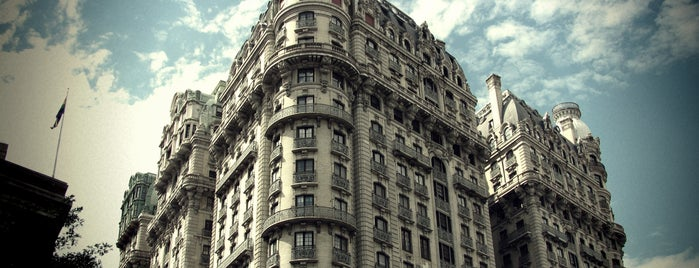 The Ansonia is one of NYC I see.