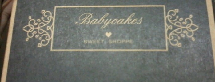 Babycakes Sweet Shoppe is one of Makan @ KL #1.