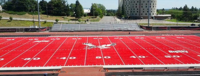 Roos Field is one of Stadiums.