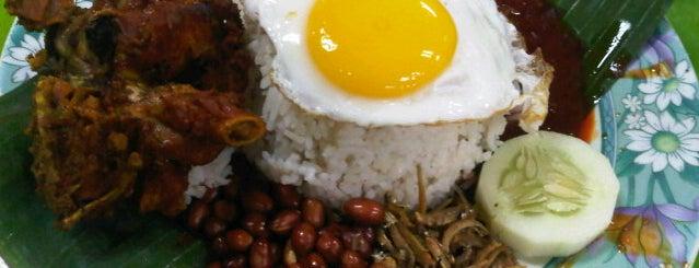 Restoran MMZ is one of makan sedap.