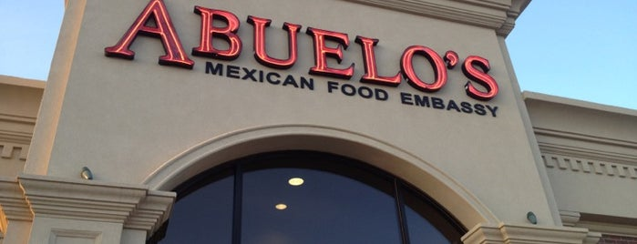 Abuelo's - Wichita is one of 40 Under 40 class of 2013 favorite lunch spots.