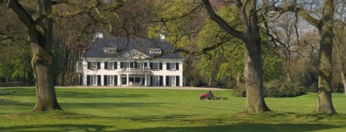 Landgoed Zonnebeek is one of Architectuur Enschede #4sqCities.