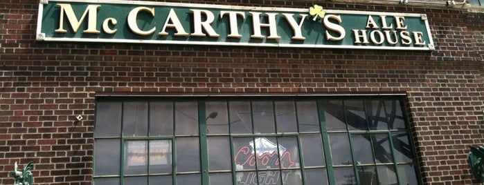 McCarthy's Downtown is one of Best bars in Lakewood/Ohio City.