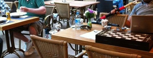 Innside Cafe & Restaurant is one of Restoranlar.