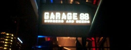 Garage 88 Diner is one of Favorite Food.