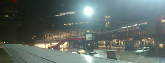 Flughafen Berlin-Tegel Otto Lilienthal is one of Airports of the World.