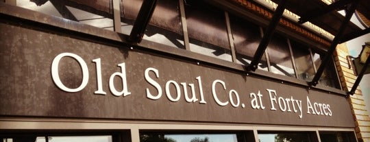 Old Soul at 40 Acres is one of Sacramento Bee recommendations.