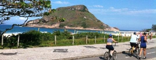 Praia do Recreio dos Bandeirantes is one of Meus lugares do Rio de Janeiro.