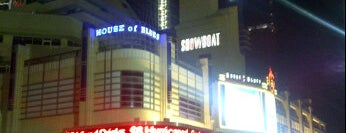 Showboat Hotel & Casino is one of Atlantic City Casinos.