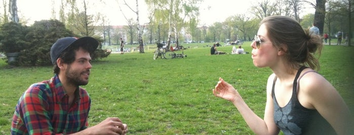 Volkspark Friedrichshain is one of Berlin - insider travel tips.