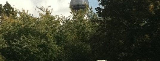Monbijoupark is one of I Love Berlin!.