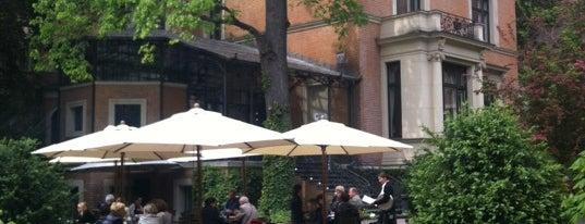 "Café Restaurant ""Wintergarten"" is one of Berlin Tasty Food."