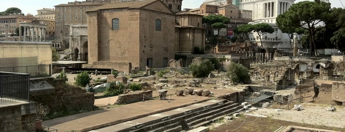 Foro Romano is one of The Best Places I Have Ever Been.