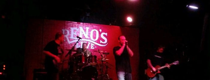 Reno's Chop Shop is one of Dallas's Best Music Venues - 2012.