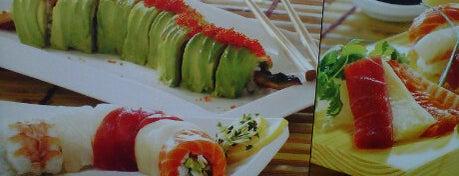 Sarku Japan is one of Mike's Favorite Restaurants in DMV.