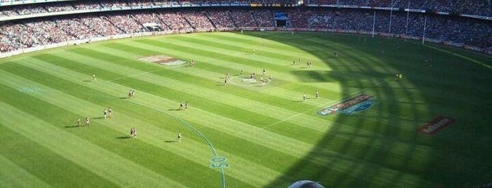 MCG is one of Best Stadiums.