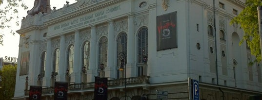 Stage Theater des Westens is one of Musicals in Deutschland.