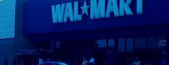 Walmart is one of favorites.