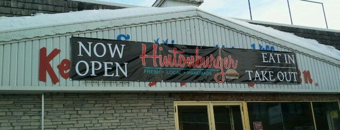 Hintonburger is one of Ottawa.