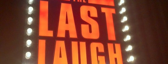 Last Laugh Comedy Club is one of Welcome to Sheffield..