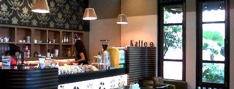 Kaffee is one of ╭☆╯Coffee & Bakery ❀●•♪.。.