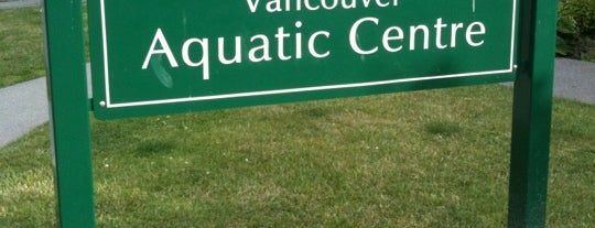Vancouver Aquatic Centre is one of Vancouver/ Canadá.