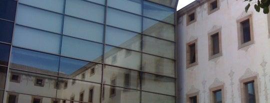 Centre de Cultura Contemporània de Barcelona (CCCB) is one of Museus i monuments de Barcelona (gratis, o quasi).