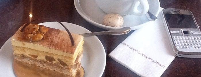 Repriza is one of Cafe Kyiv (Kiev, Ukraine).
