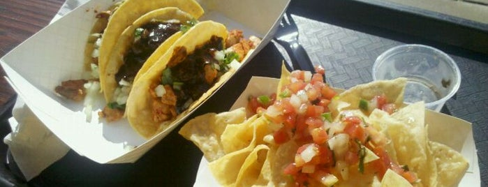 Hugo's Tacos is one of Food Places to Try.