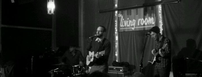 The Living Room is one of Live Music.