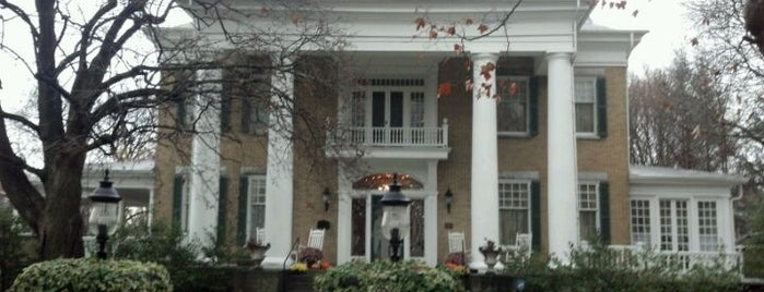 Trinkle Bed And Breakfast is one of Best Places to Check out in United States Pt 4.
