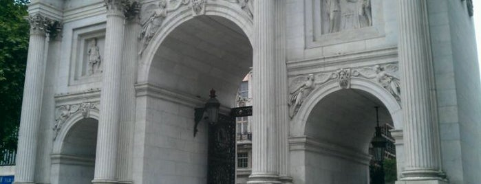 Marble Arch is one of Places to Visit in London.