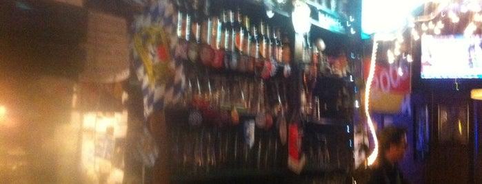 Lederhosen is one of Beer Gardens-To-Do List.