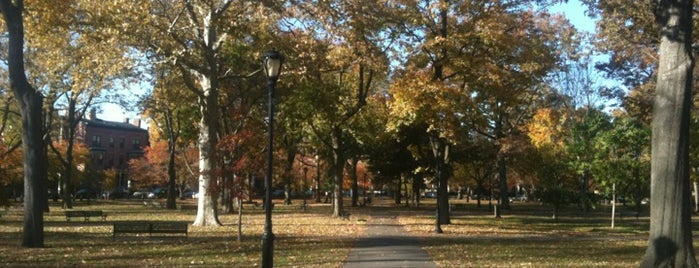 Wooster Square Park is one of The Haven's of New Haven #4sqCities.