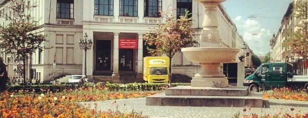 Gärtnerplatz is one of MUC Kultur & Freizeit.
