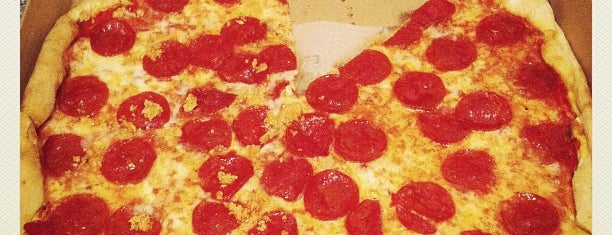 Justino's Pizzeria is one of Best Pizza Joints NYC.