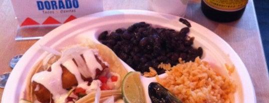Dorado Tacos & Cemitas is one of Must-visit Food in Brookline.