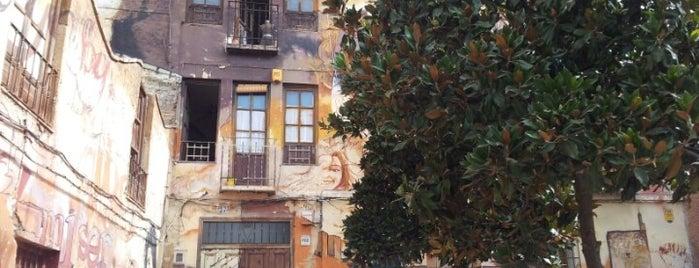 Sitios en Granada