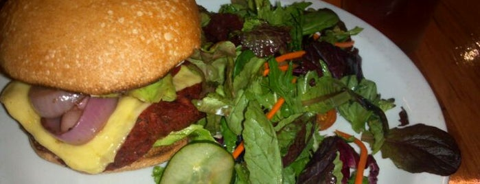 The Plant Cafe Organic is one of Non-Veg Restaurants for Vegans.