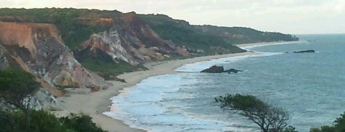 Praia de Tambaba is one of João Pessoa #4sqCities.