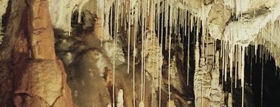 Gombasecká Jaskyňa is one of UNESCO Slovakia - kultúrne/prírodné pamiatky.