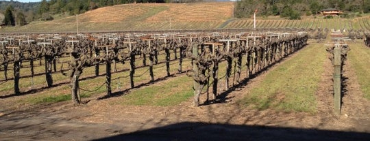 Nalle Winery is one of Wine Road Picnicking- al Fresco Perfetto!.