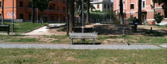 Parco Di Villa Fiorelli is one of Mayorship.