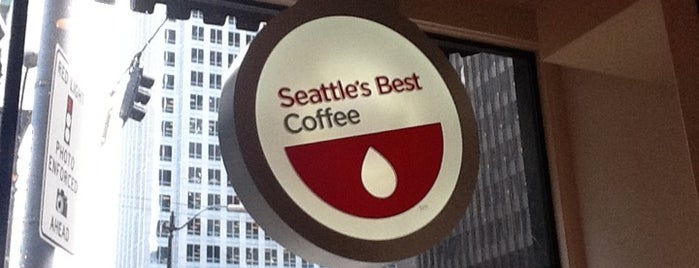 Seattle's Best Coffee is one of Significant Historical Starbucks Stores.