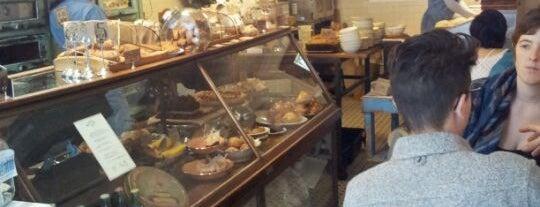 Bakeri is one of NY Espresso.