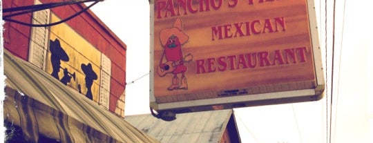 Pancho's Villa Mexican Restaurant is one of Creative Innovations Cause Related Advertising.